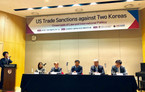 "2018. 11. 29. American Law Center - American Chamber of Commerce Joint Seminar ""US Trade Sancti"