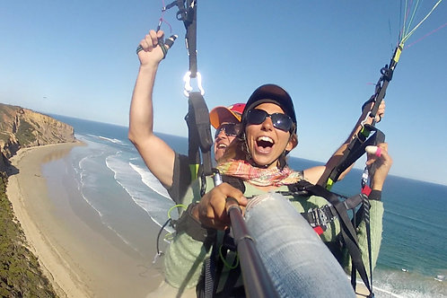 Great Ocean Road Paragliding Flight Experience