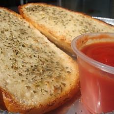 Garlic Bread w/ Marinara Sauce