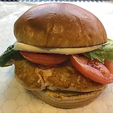 Fried or Grilled Chicken Sandwich