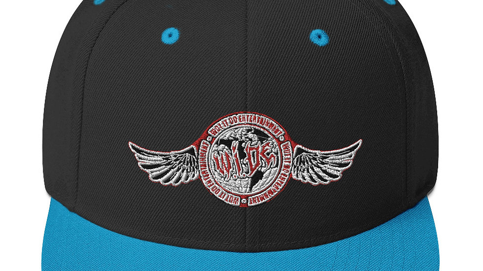 WIDE Snapback Hat