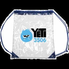 Bag4Bag Plastic Drawstring Backpacks