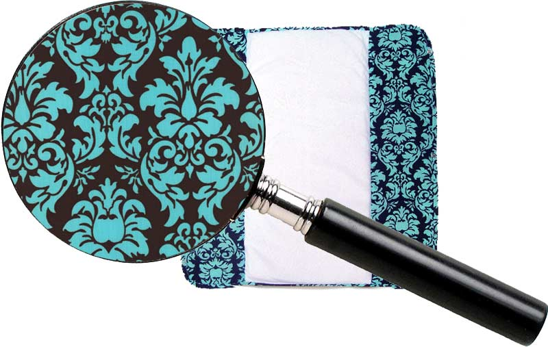 Plush Pad - Vintage In Blue