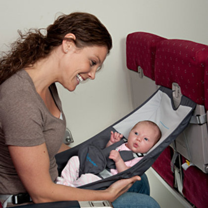 FlyeBaby Airplane Portable Seat -  Free Shipping Worldwide