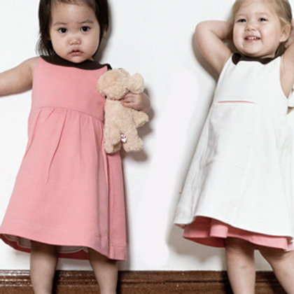 Wobabybasics - Everyday Anyway Dress (Reversible)
