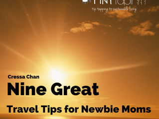 9 Great Travel Tips for Newbie Moms
