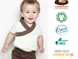 5 Reasons Why You Should Use Certified Organic Cotton Clothing For Your Child
