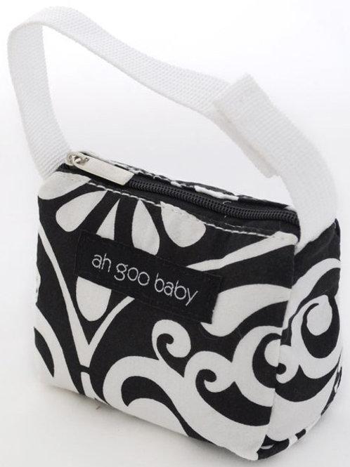Ah Goo Baby Pacifier Tote - Audrey