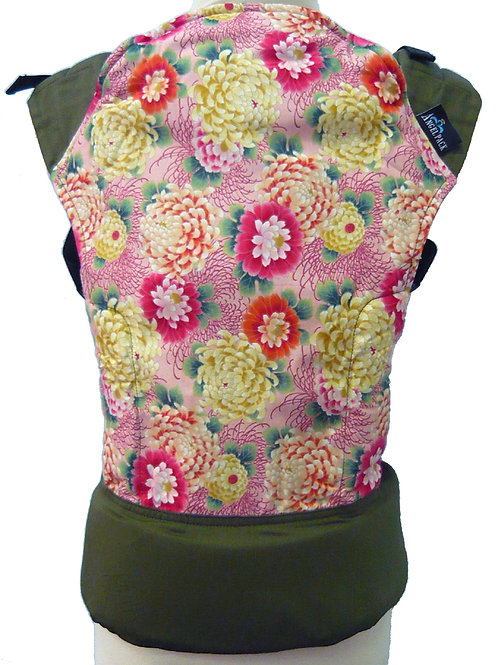 AngelPack Baby Carrier - Blooming Mum