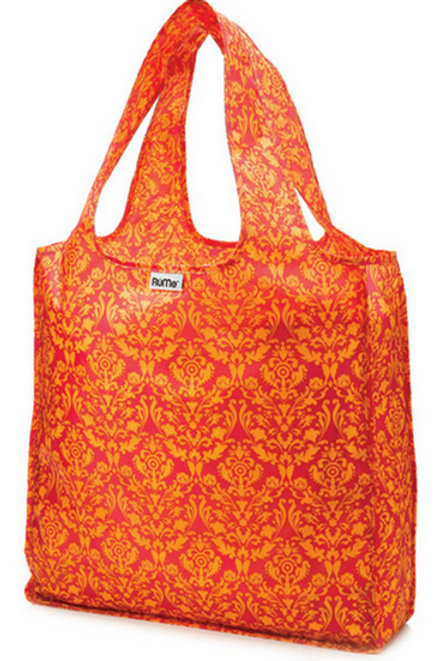 Rume Reusable Tote Bag | Regular | Fifth Avenue Spring in NY | Free Shipping Wor