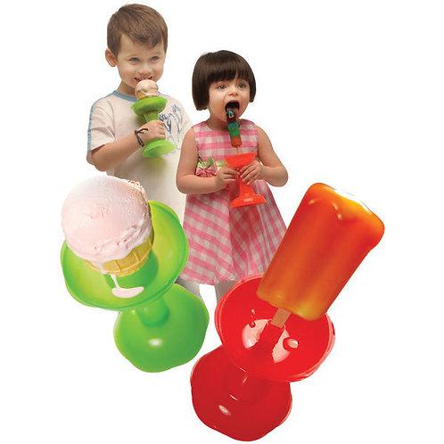 Fun Cone Ice Cream Anti Spill Holder Free Shipping Worldwide