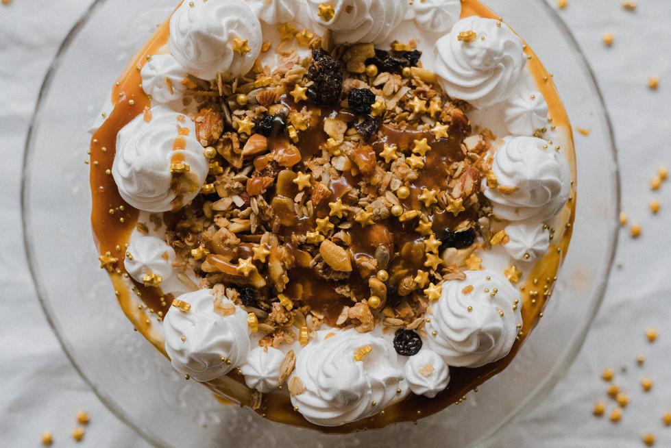 Ginger nutmeg cake
