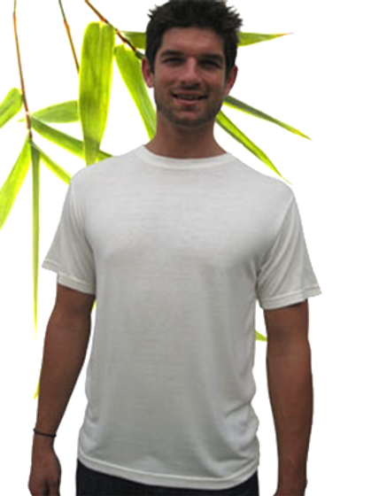 Bambu Dru - Men Short Sleeve Sorona Organic Bamboo Cotton | Free Shipping Worldw