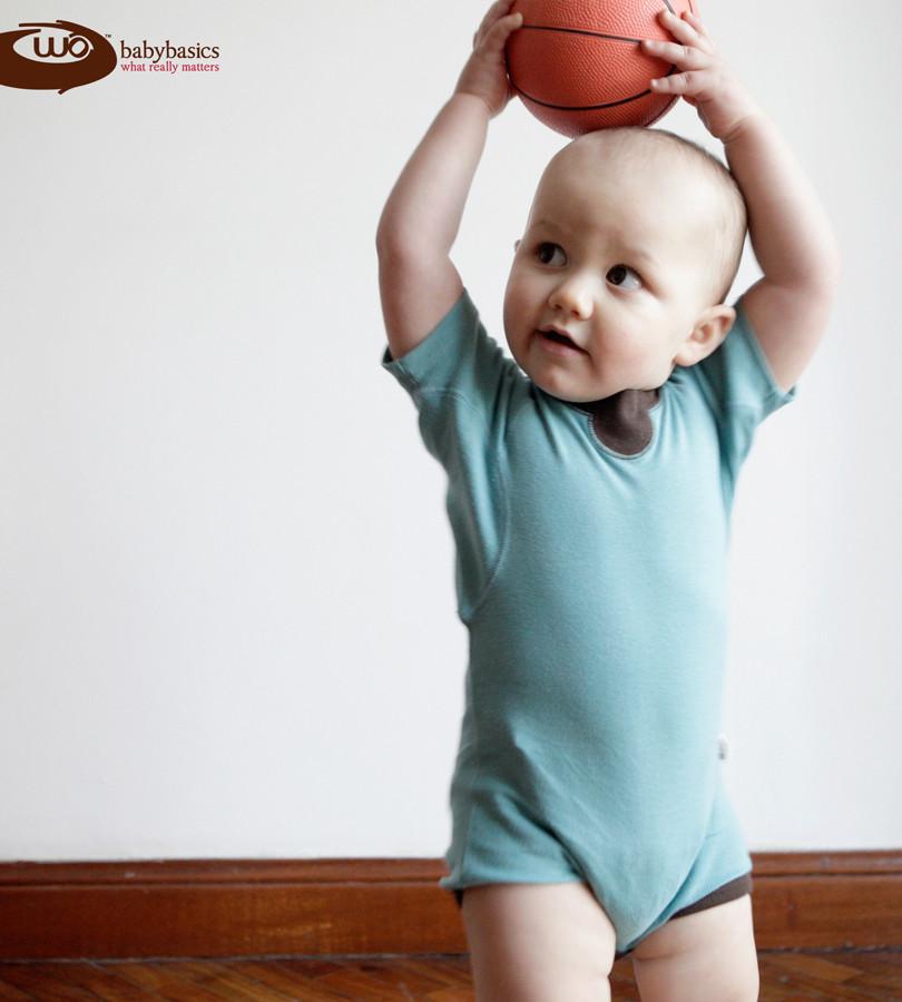 WooBabyBasics Organic Baby Clothes