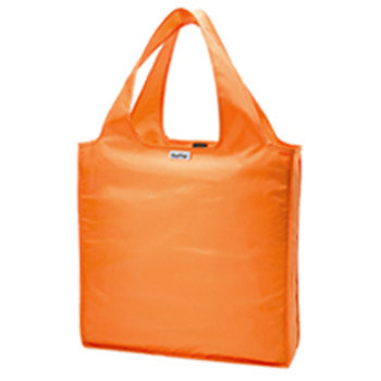 Rume Reusable Bag | Regular | City Park Tangerine | Free Worldwide Shipping