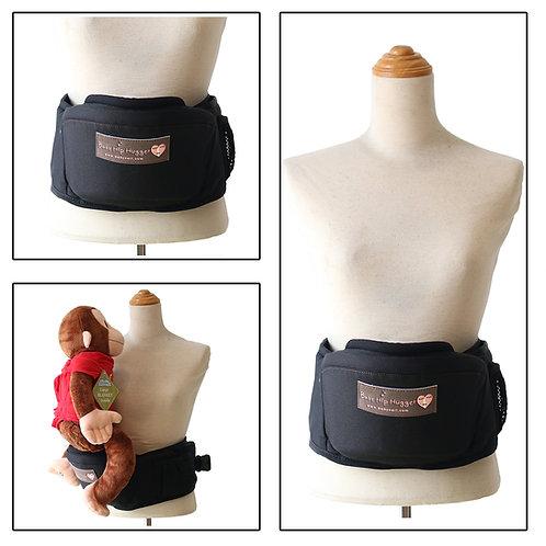 Baby Nari Hip Hugger Infant Hip Seat for Toddler, Black -Free Shipping Worldwide