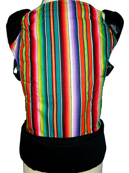 AngelPack Baby Carrier - Rainbow Horizon | Free Shipping Worldwide