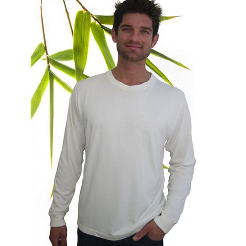 Bambu Dru Long Sleeve-T Organic Bamboo Cotton | Free Shipping Worldwide