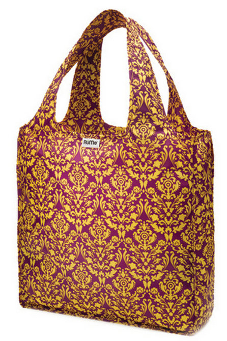 Rume Reusable Tote Bag |Regular | Fifth Avenue Fall in NY | Worldwide Free Shipp