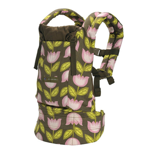 Ergobaby Petunia Pickle Bottom Baby Carrier, Heavenly Holland | Free Shipping