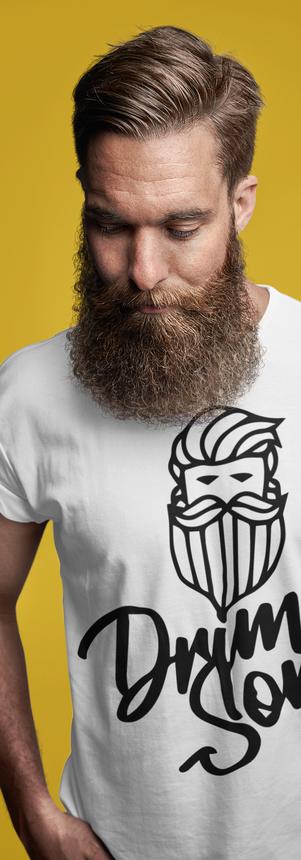 Drime Shirts Beard Yellow.png