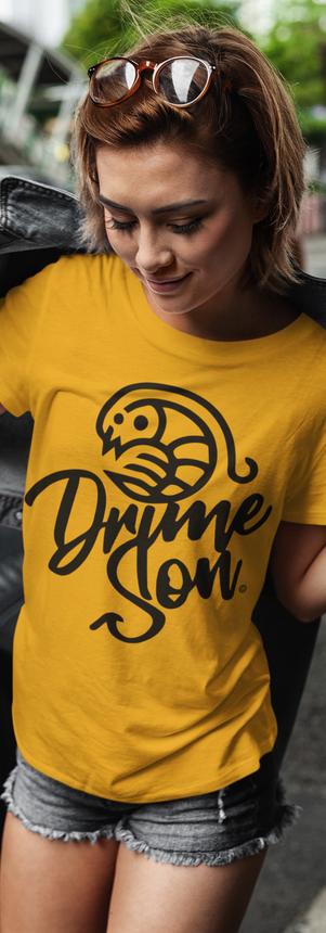 Drime Shirts Shrimp Slim Fit Yellow.png