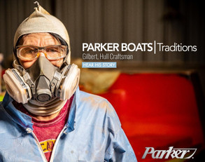 TRIWORKS Professional Photography Parker Boats Storytelling