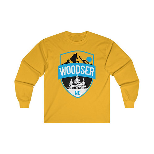 Drime Son - Woodser Old Yeller Teal Long Sleeve