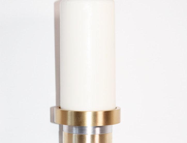 Gaïa candle holder - large