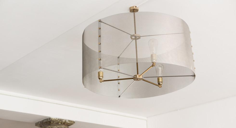 Trapenard chandelier by Marine Breynaert