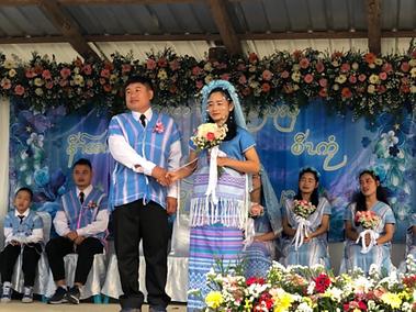 Ah Gyi and Naw Akino wedding Feb 2021.pn