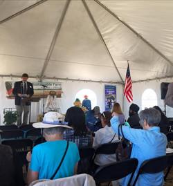CCCSD President, Mike McGill Speaks