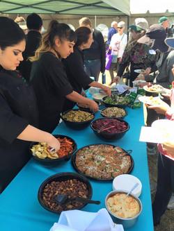 Mt. Diablo H.S. Culinary Chefs