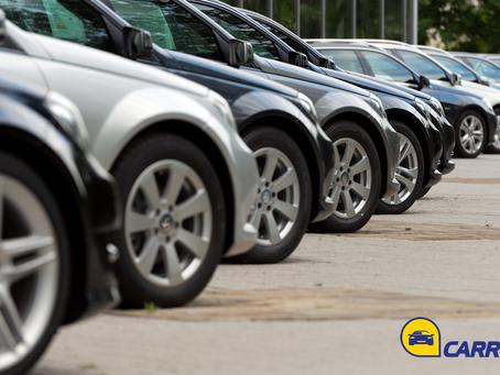 ¿Cuándo debes cambiar las llantas de tu carro?