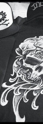Shirts and Hats for Industry Tattoo