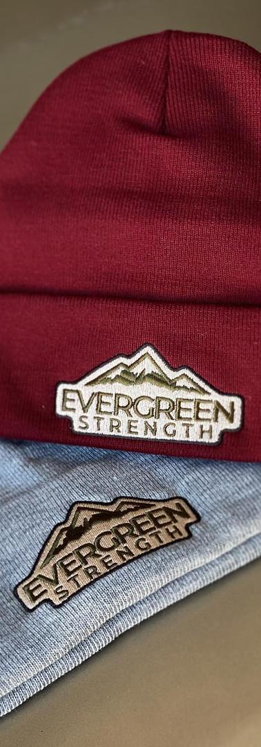 Beanies for Evergreen Strength