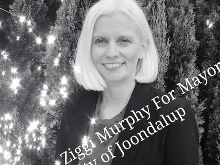 VOTE ZIGGI MURPHY FOR MAYOR