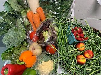 Parks Farms Fruits & Veggies