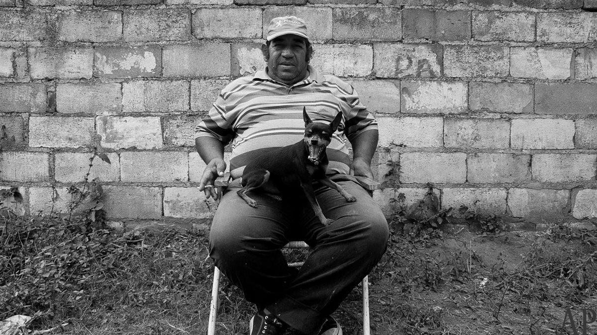 El compañero Mamucha Quevedo QEPD