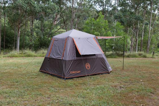 Luxury - Change Room for Campervan?