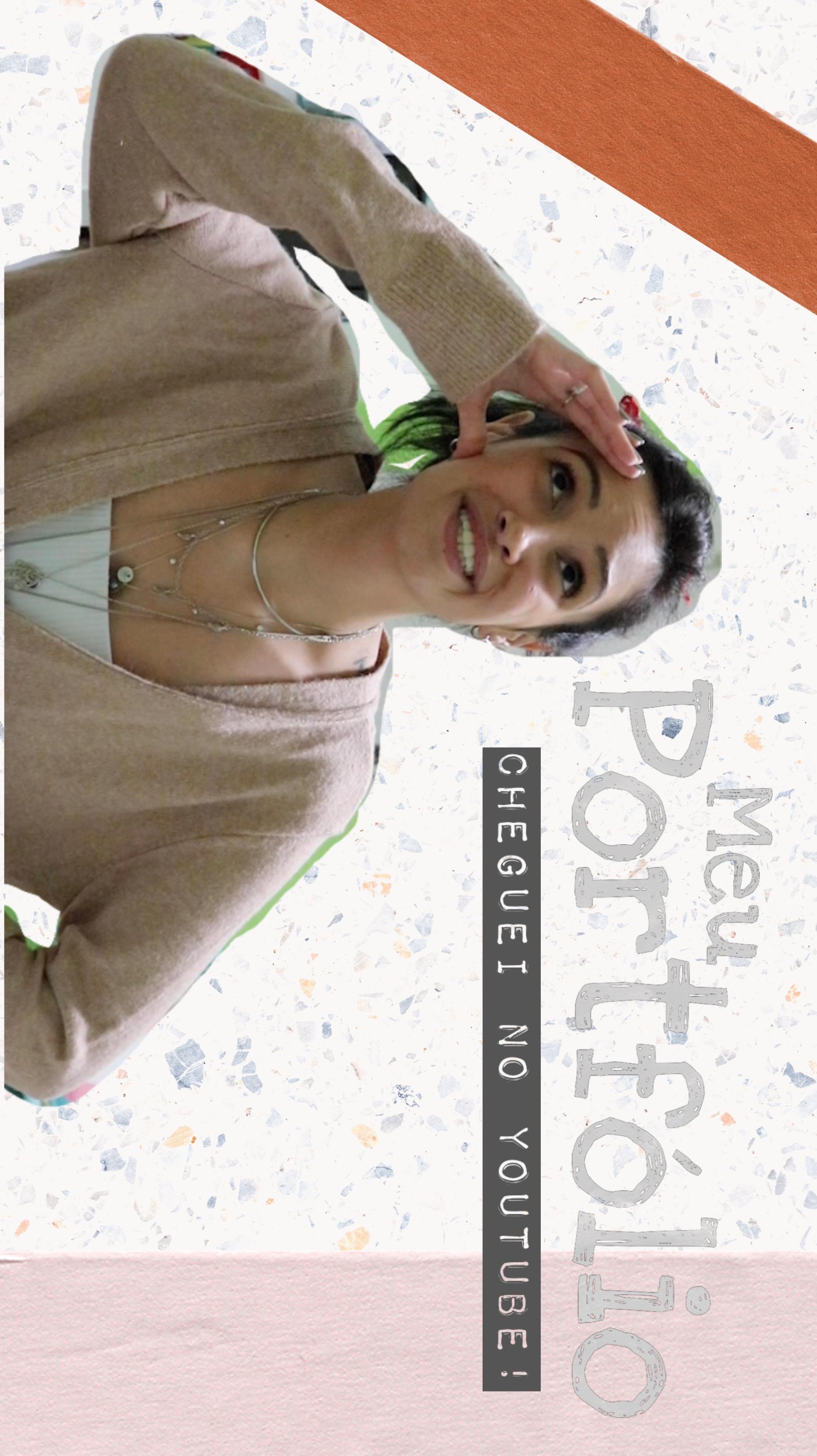 Meu Portfólio: Canal no YouTube