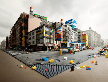 LEGO N-Y CITY