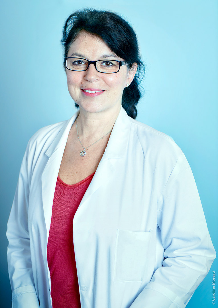 Docteur Géraldine Viot