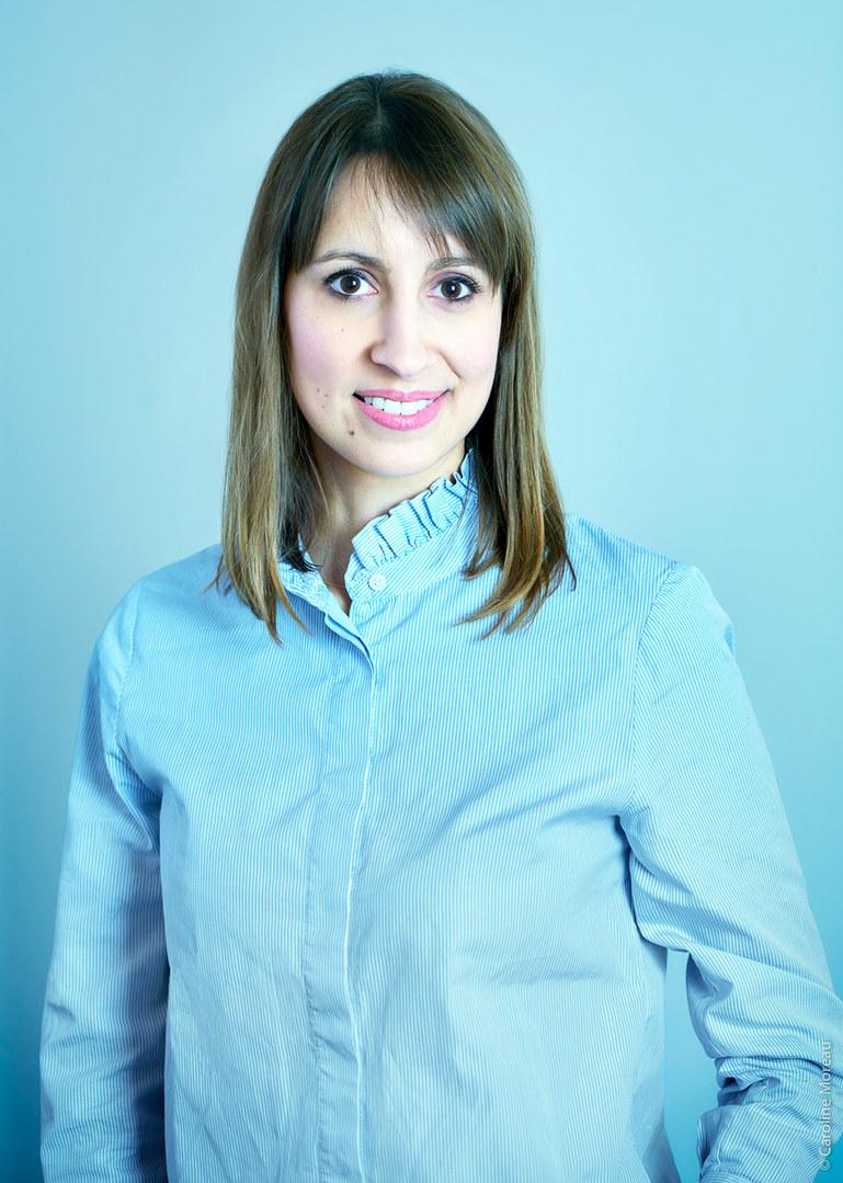 Caroline Geyl