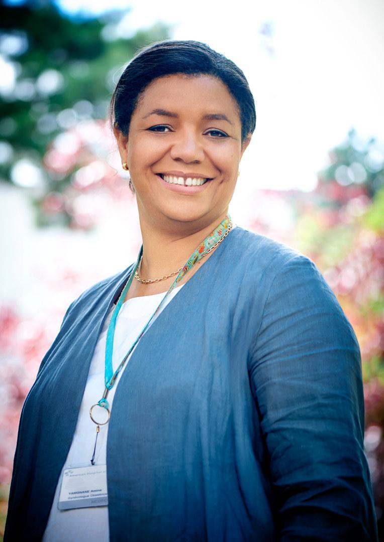 Docteur Amina Yamgnane