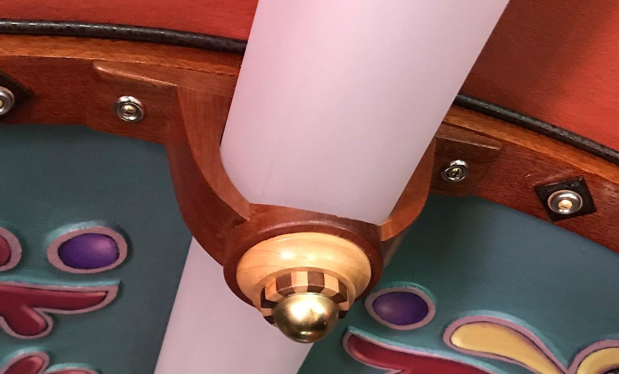 Mollycroft light bracket