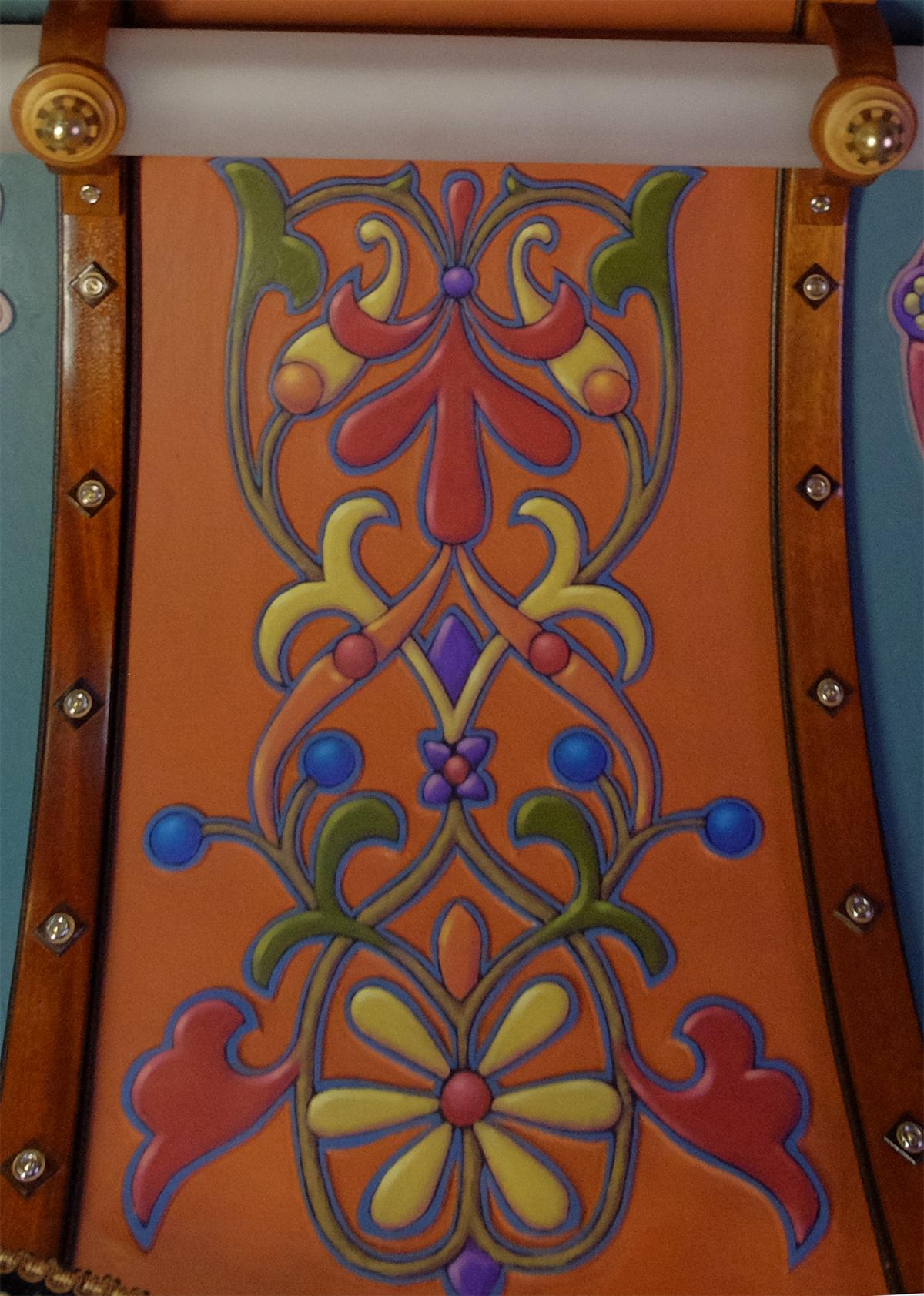 Mollycroft panel
