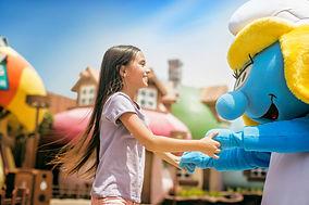 MOTIONGATE™DUBAI - Meet and Greet kid wi