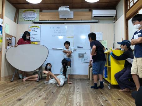 分野別学習:劇団うりんこさんによる演劇ワークショップ