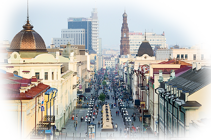 Улица Баумана | Казанский Арбат